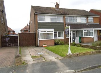 Thumbnail 3 bed property to rent in Ambleside Close, Crewe