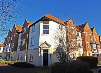 Thumbnail 2 bedroom flat for sale in Trafalgar Square, Norwich, Norfolk