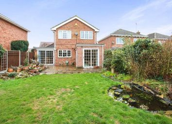 Thumbnail 4 bed detached house for sale in Broomfield, Chelmsford, Essex