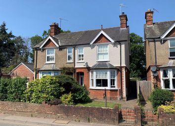 Knowle Lane, Cranleigh GU6. 2 bed semi-detached house