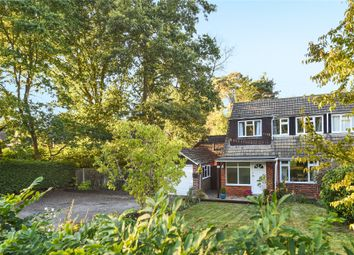 Thumbnail 3 bed semi-detached house for sale in Nine Mile Ride, Finchampstead, Wokingham, Berkshire