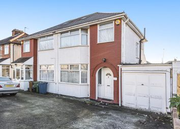 Thumbnail 3 bed semi-detached house to rent in Mollison Way, Edgware