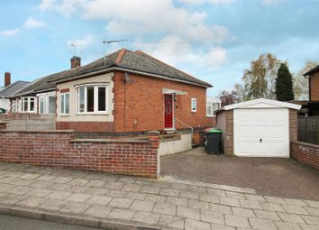 Thumbnail 1 bed bungalow for sale in Rockwood Crescent, Hucknall, Nottingham
