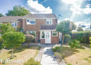 3 bed terraced house for sale in Maendy Wood Rise, Pontnewydd, Cwmbran NP44