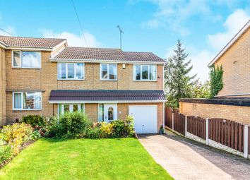 Thumbnail 4 bedroom semi-detached house for sale in Manor Approach, Kimberworth, Rotherham