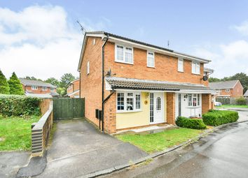 Thumbnail 3 bed end terrace house for sale in Sheerwold Close, Stratton, Swindon