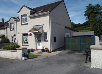 Thumbnail 3 bed end terrace house for sale in Nant Y Dderwen, Drefach, Llanelli