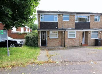 Thumbnail 3 bed end terrace house for sale in The Park, Redbourn, St Albans, Hertfordshire