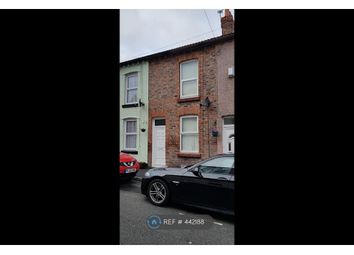 Thumbnail 2 bed terraced house to rent in Grange Place, Birkenhead