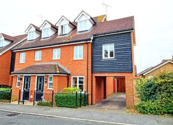 Thumbnail 4 bed semi-detached house for sale in Berwick Avenue, Chelmsford, Essex