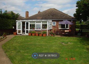 Thumbnail 3 bedroom bungalow to rent in Fulbridge Road, Peterborough
