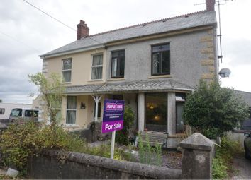 Thumbnail 3 bed semi-detached house for sale in Bowling Green, St. Austell