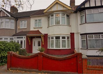 Thumbnail 3 bed terraced house for sale in Preston Gardens, Ilford