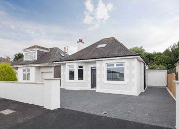 Thumbnail 4 bedroom bungalow for sale in Craigentinny Avenue North, Edinburgh