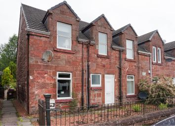 Thumbnail 2 bed flat for sale in Main Street, Dumbarton
