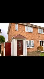 Thumbnail 2 bed semi-detached house to rent in Southgate Road, Great Barr