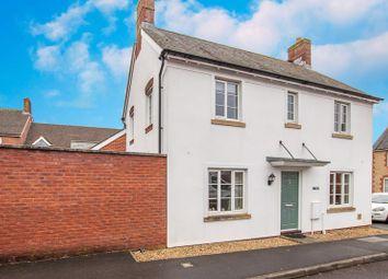 3 bed detached house for sale in Leddington Way, Gillingham SP8