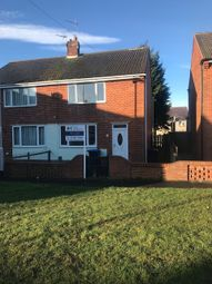 Thumbnail 2 bedroom semi-detached house to rent in Jasmine Avenue, Shildon, Co. Durham