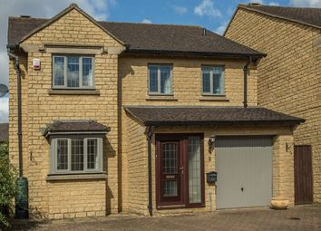 Thumbnail 4 bed detached house to rent in Taggies Yard, Orlingbury, Kettering