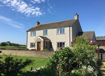 Thumbnail 4 bed detached house to rent in Rhosybol, Amlwch