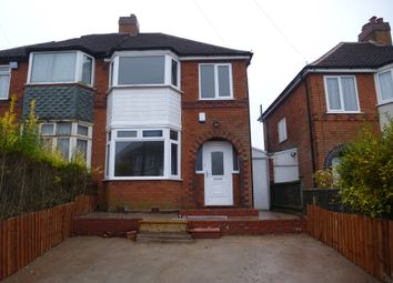 Thumbnail 4 bed semi-detached house for sale in Wensleydale Road, Great Barr, Birmingham
