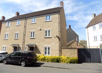 Thumbnail 4 bed end terrace house for sale in Linnet Road, Calne, Wiltshire