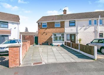 Thumbnail 2 bedroom end terrace house for sale in Caldwell Drive, Upton, Wirral
