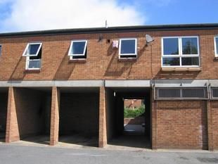 Thumbnail 1 bed flat to rent in Brooke Mews, Wellingborough