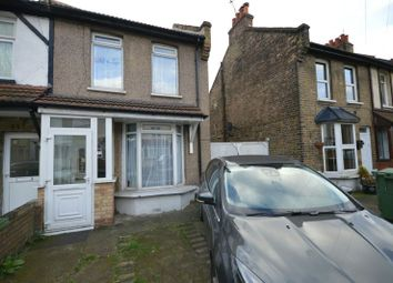 Thumbnail 2 bed end terrace house for sale in Roman Road, East Ham