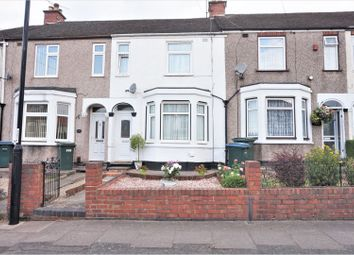 Thumbnail 2 bed terraced house for sale in Grangemouth Road, Coventry