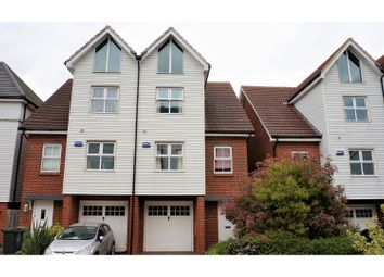 Thumbnail 4 bed semi-detached house for sale in Tilling Close, Maidstone