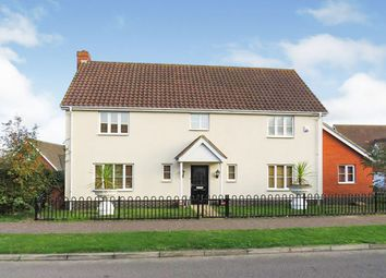 Thumbnail 4 bedroom detached house for sale in Jenner Road, Gorleston, Great Yarmouth