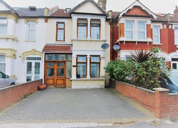 Thumbnail Terraced house for sale in Auckland Road, Ilford