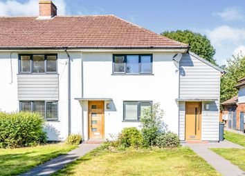 Thumbnail 2 bed flat for sale in Henville Close, Gosport