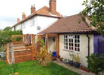 Thumbnail 3 bedroom end terrace house for sale in Salhouse, Norwich, Norfolk
