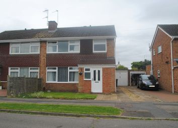 Thumbnail 3 bed semi-detached house for sale in Queensway, Higham Ferrers, Rushden