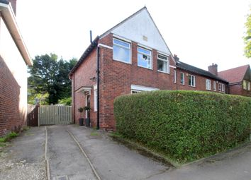 Raisen Hall Road, Sheffield S5. 2 bed end terrace house