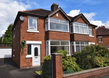 Thumbnail 3 bedroom semi-detached house for sale in Braefield Crescent, Ribbleton, Preston
