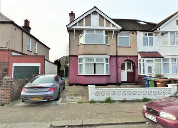 Thumbnail 4 bed semi-detached house for sale in Spencer Road, Harrow, Greater London