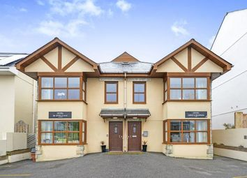 Thumbnail 1 bedroom flat for sale in 16 Edgcumbe Gardens, Newquay, Cornwall
