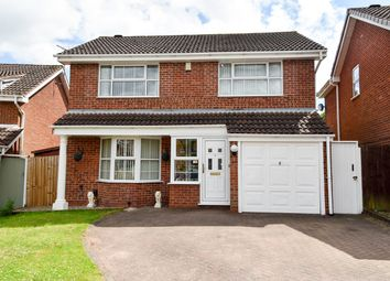 Thumbnail 4 bed property for sale in Varlins Way, Kings Norton, Birmingham