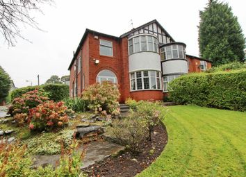 Thumbnail 4 bed semi-detached house for sale in Sedgley Park Road, Prestwich, Manchester