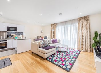 Thumbnail 1 bed flat for sale in John Harrison Way, Greenwich Peninsula, London