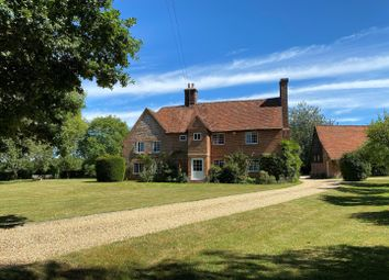 Pound Green, Ramsdell, Hampshire RG26. 6 bed detached house