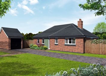 Thumbnail 2 bed detached bungalow for sale in Newton Lane, Austrey, Atherstone