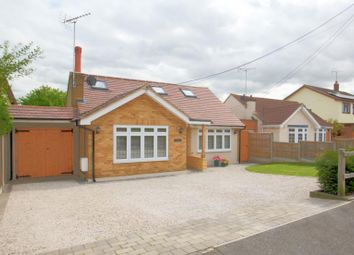 Thumbnail 4 bedroom detached house for sale in Beehive Chase, Hook End, Brentwood, Essex