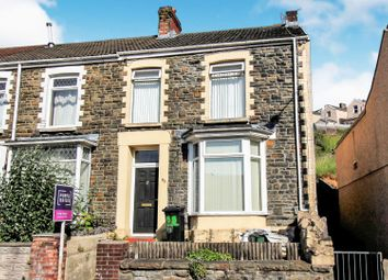 3 bed end terrace house for sale in Crythan Road, Neath SA11