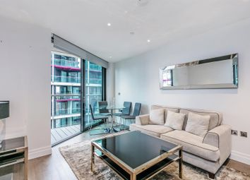 Thumbnail 2 bedroom flat for sale in 4 Riverlight Quay, Nine Elms, London