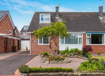 Thumbnail 3 bed semi-detached house for sale in Stoney Butts, Lea, Preston