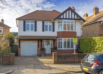 Browning Road, Worthing BN11. 4 bed detached house for sale